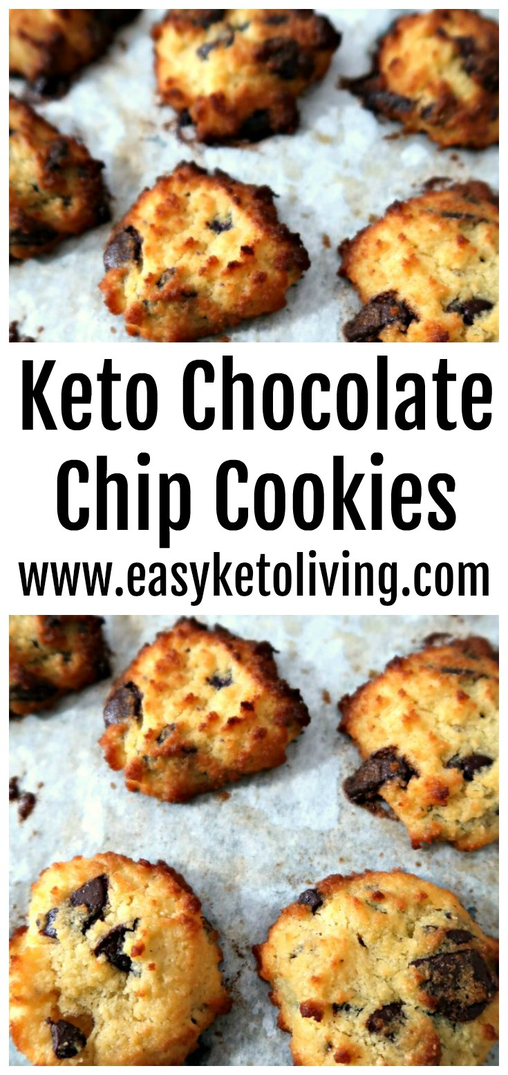 Keto Friendly Chocolate Chip Cookie Recipe
