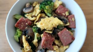 Keto Breakfast Scramble