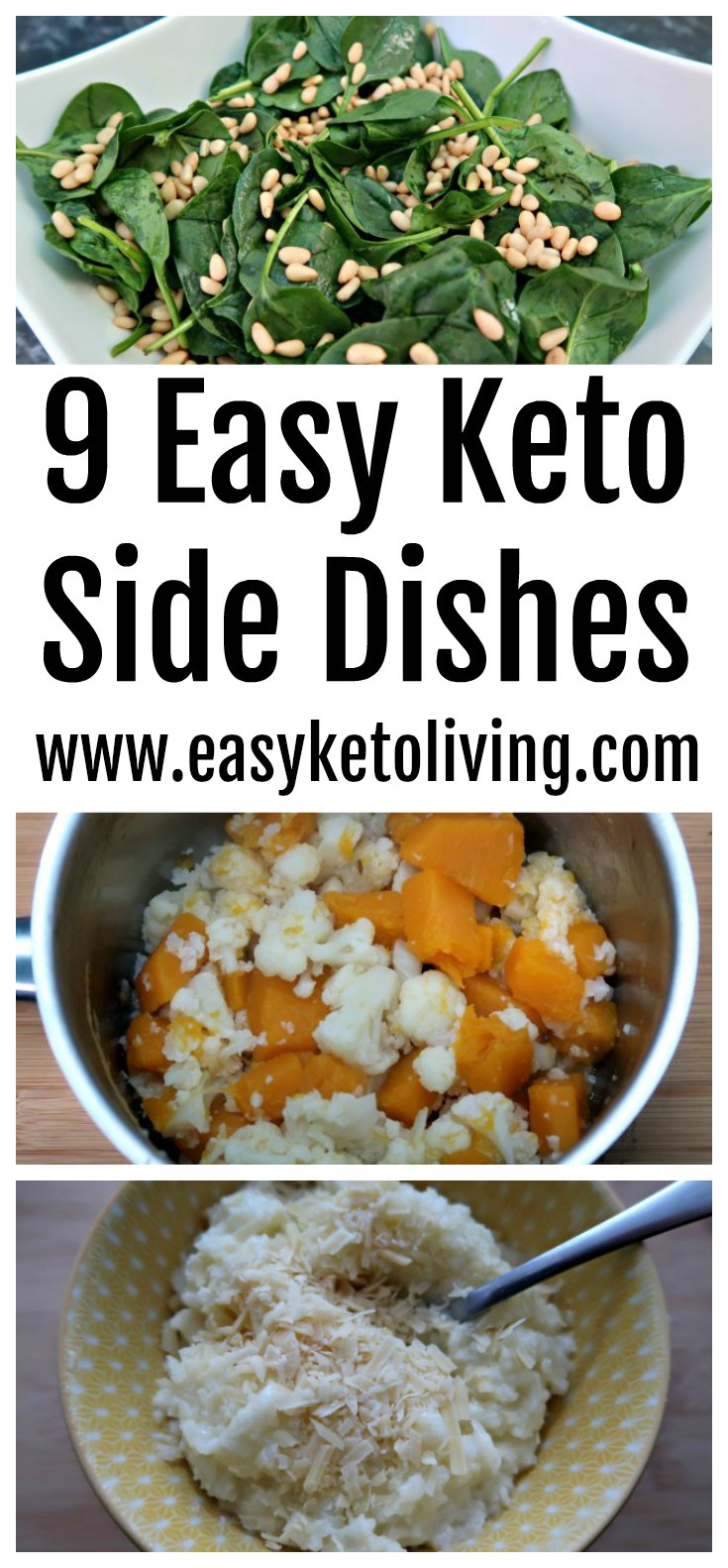 9 Easy Keto Sides Recipes Low Carb Side Dishes