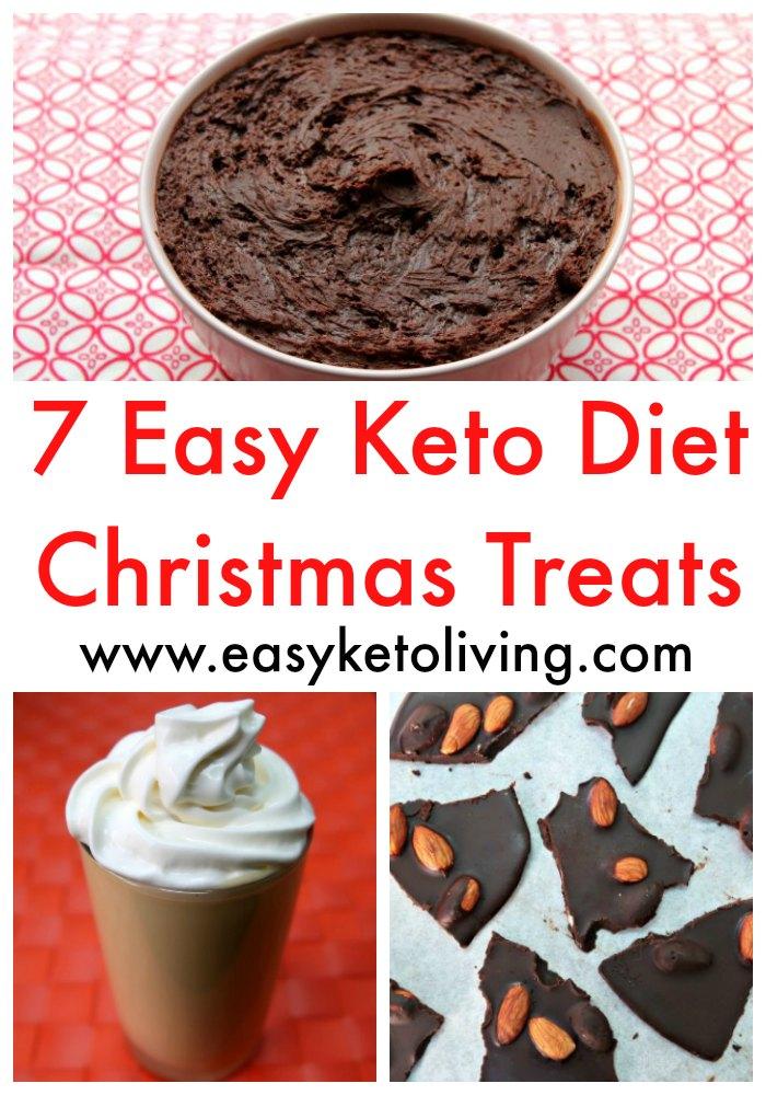 7 Keto Christmas Treats Easy Low Carb Ketogenic Cookies Dessert